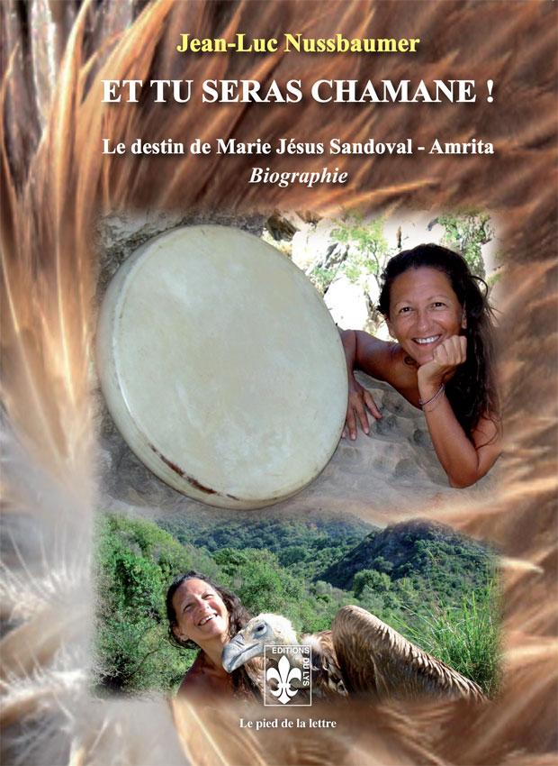 Biographie Marie-Jésus Sandoval Amrita