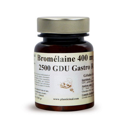 Bromelaine 400