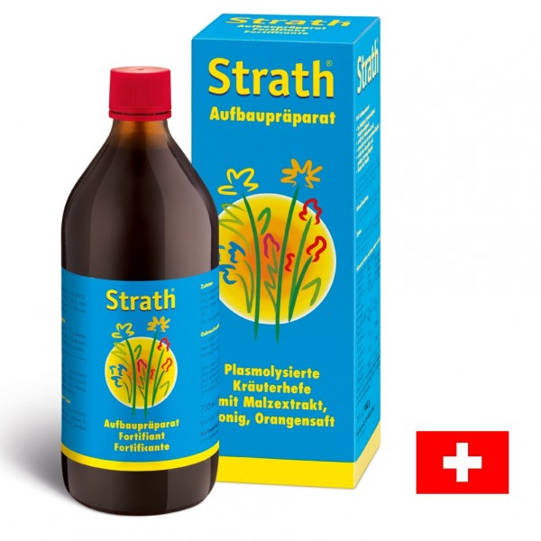 strath tonifiant sirop 250 ml