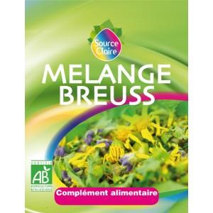 MELANGE 4 PLANTES BREUSS 210 ML