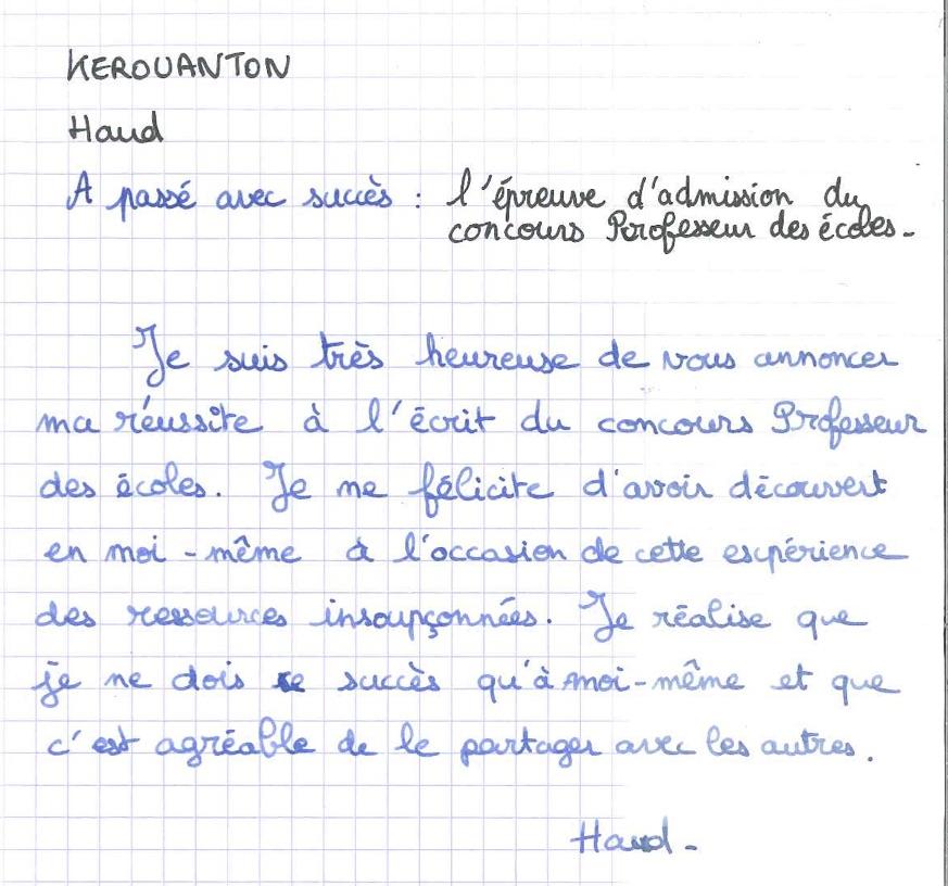 Haud Kerouaton ProfesseurDesEcoles